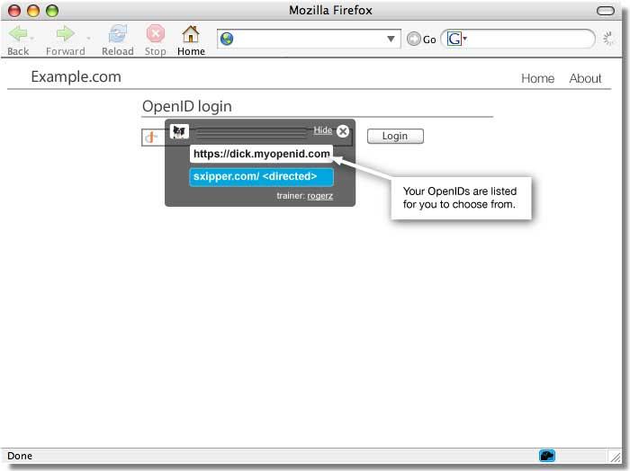 Sxipper: Mozilla Firefox Addon (4/6)