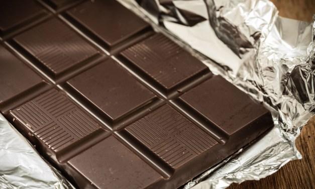 Žádnou čokoládu jsem neměla a to množství taky nesouhlasí!