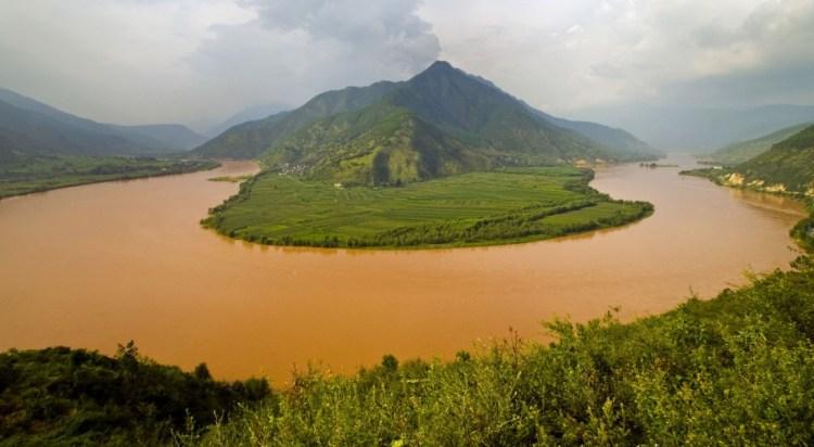Sungai terpanjang di asia yangtze