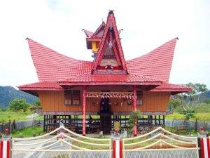 Rumah adat sumatera