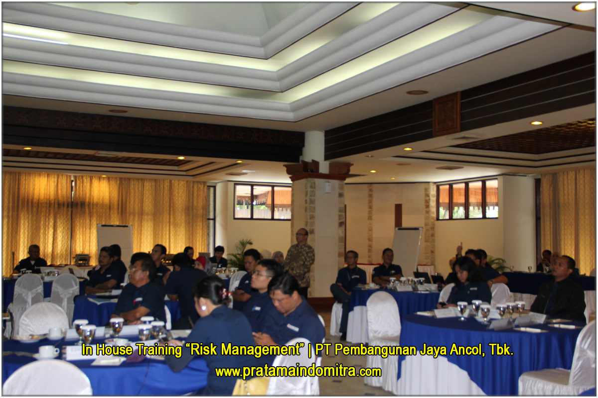 In-house Training Risk Management - Ancol