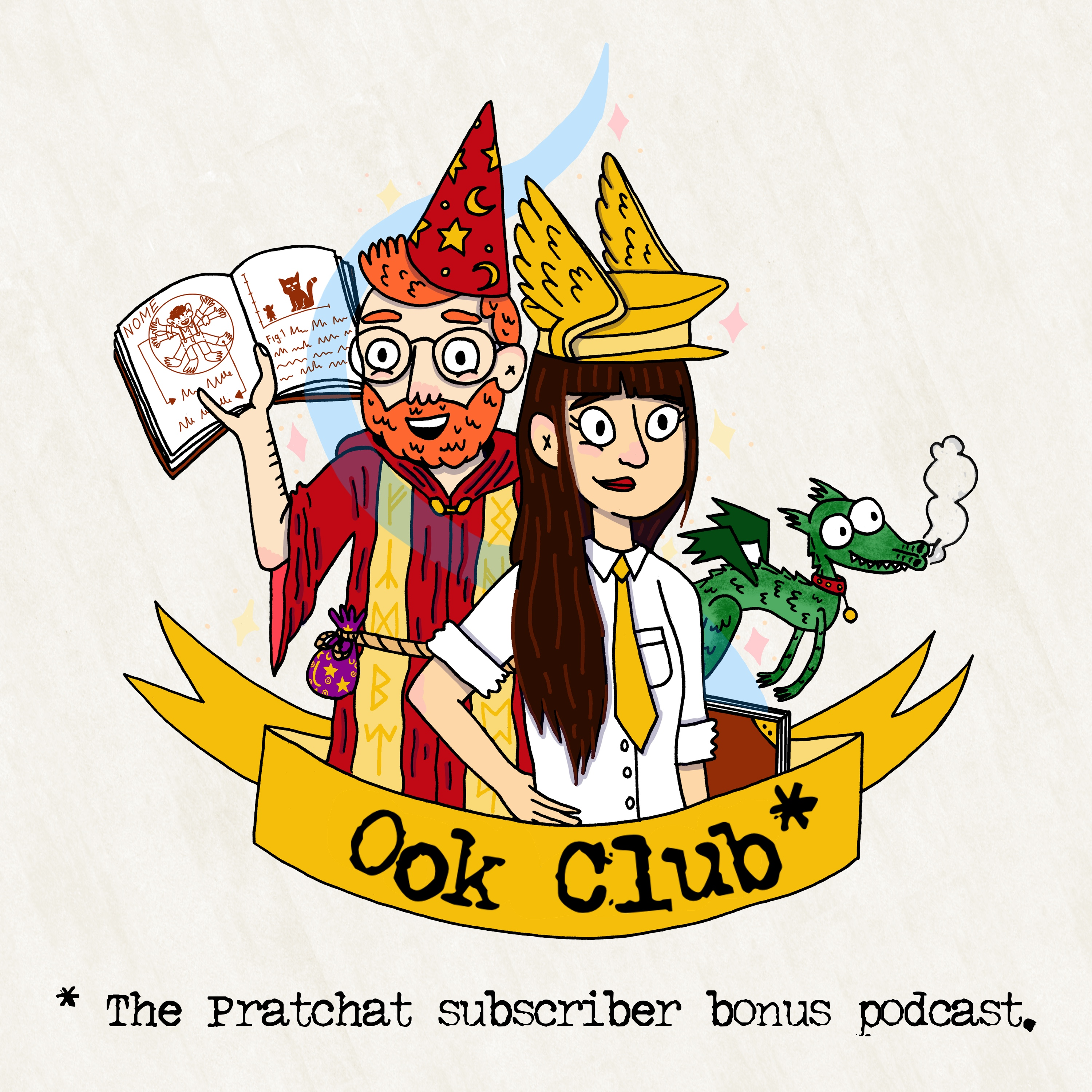 Ook Club - the Pratchat subscriber bonus podcast.