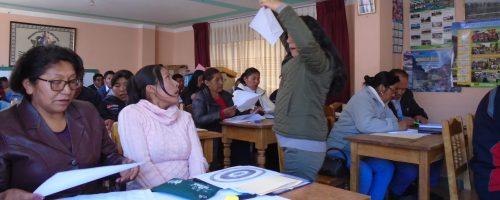 Docentes buscan incorporar saberes ancestrales en currículo educativo (Puno)