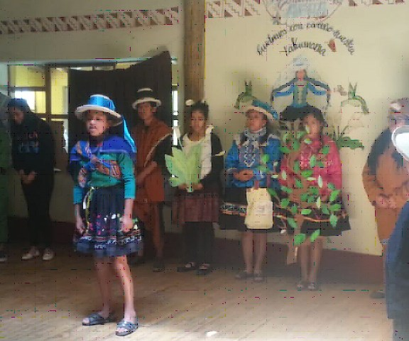 Ancash: Jóvenes presentan Decálogo de las Relaciones de Convivencia con el Agua