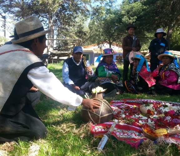 Áncash: Yachaqs comparten sus saberes sobre cuidado y respeto a la Yakumama en encuentro juvenil