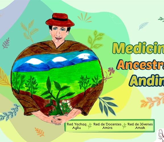 Áncash: Jóvenes y docentes elaboran folleto de Medicina Ancestral Andina