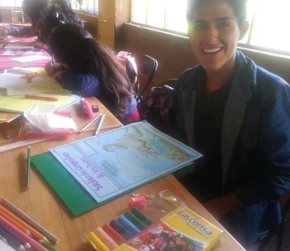 Niños y jóvenes recuperan y difunden saberes de sus comunidades