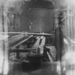 Manège Parisienne im Aufbau, Prater 117 (heute 67 und 68)