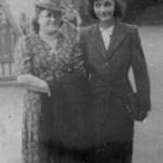 Liselotte Lang und Helene Schaaf