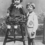 Liselotte Lang und Alexander Schaaf