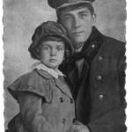 Karl und Tochter Rosa