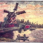 Nikolai Kobelkoff, gemaltes Bild