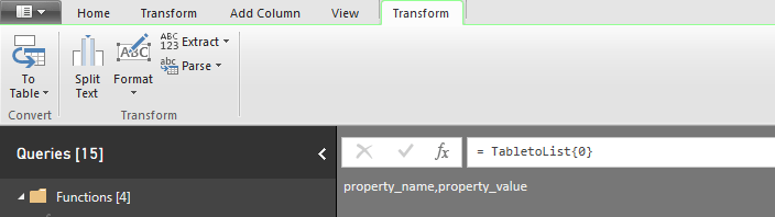 Modify column names using USER DEFINED M-FUNCTIONS