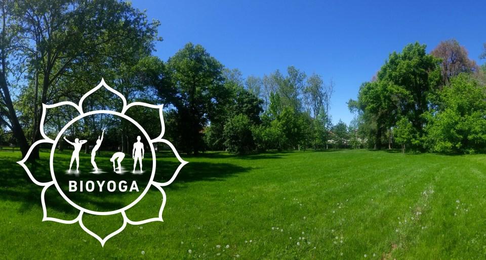 Panoramica BioYoga al parco