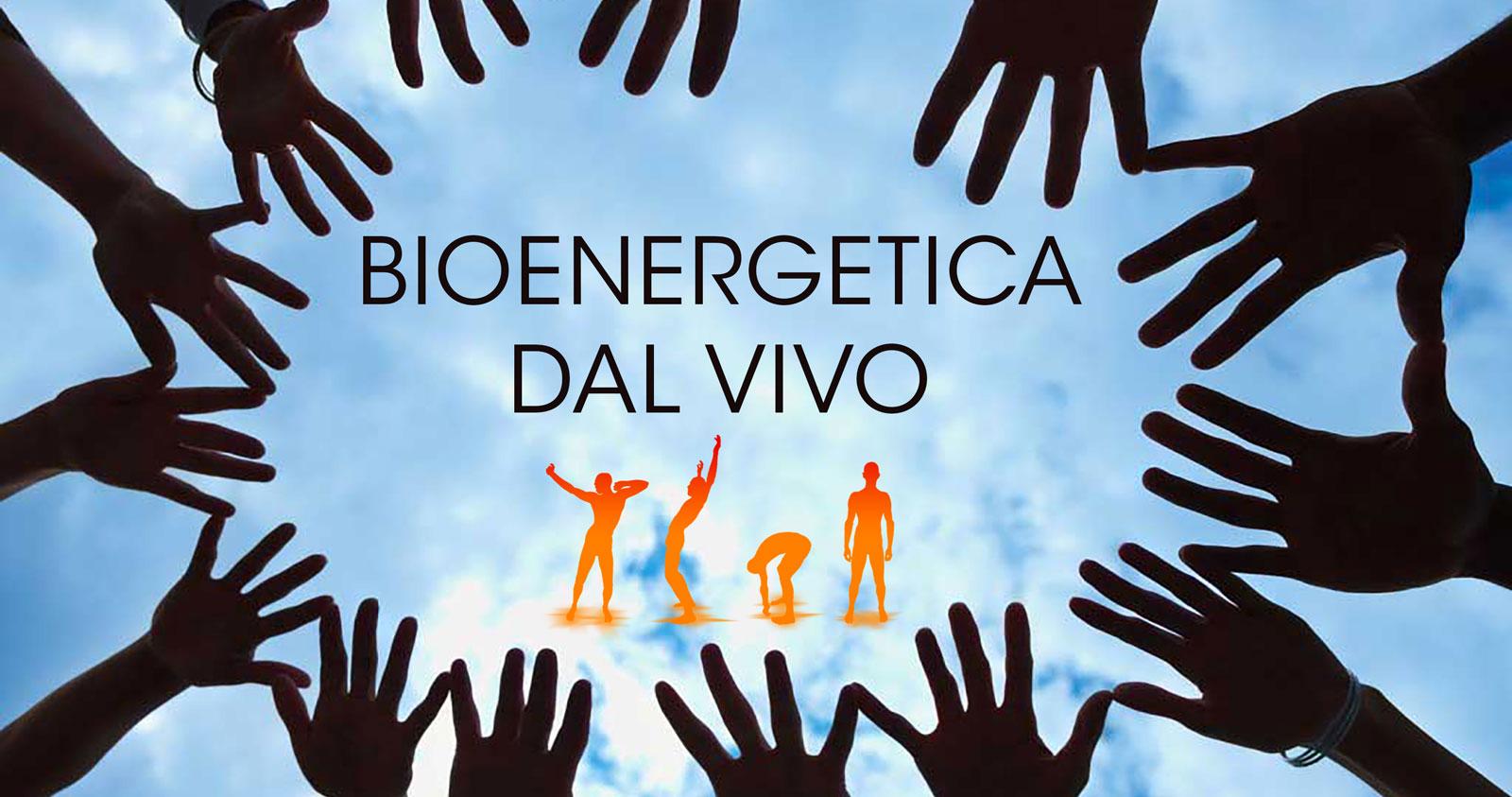 Bioenergetica dal vivo - Pratica Bioenergetica