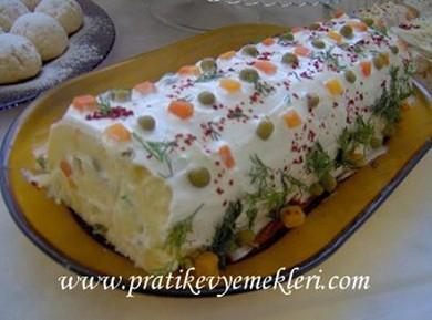 Patates Pastası