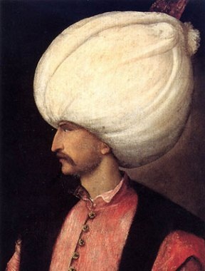 Suleiman the Magnificent of Turkey