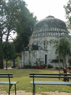 Gumbad in Defence Colony