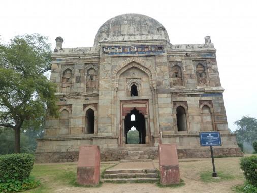 Bara Gumbad, the Big Tomb