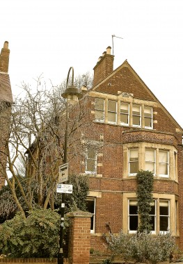 2 Frenchay Road- our first home
