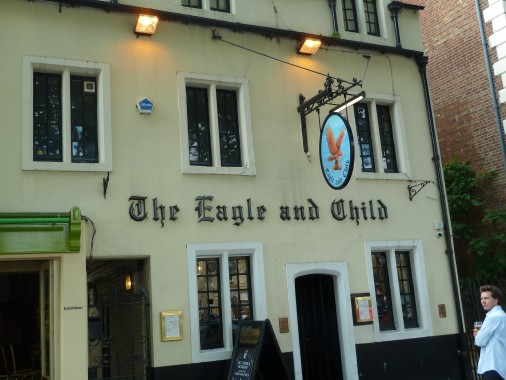 The Eagle and Child, or Bird and Baby
