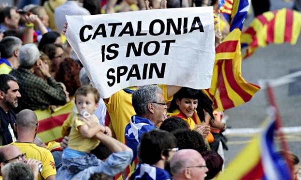 Barcelona independence