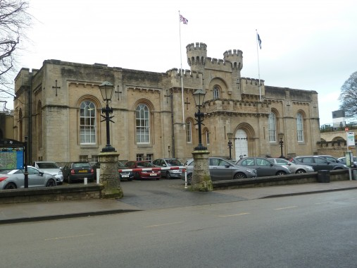 Oxfordshire County Hall