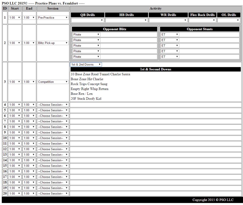 practiceplanner
