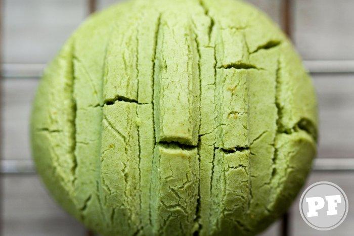 Biscoitinho de Leite Condensado e Chá Verde (Matchá)