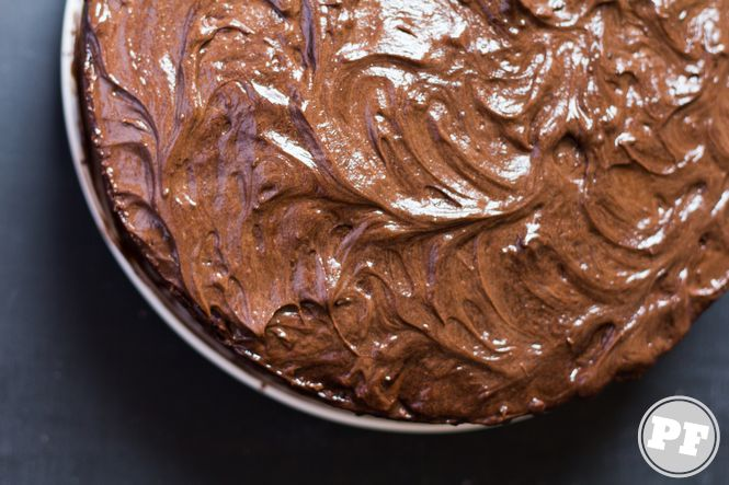 Receita: Bolo de Banana & Creme de Chocolate