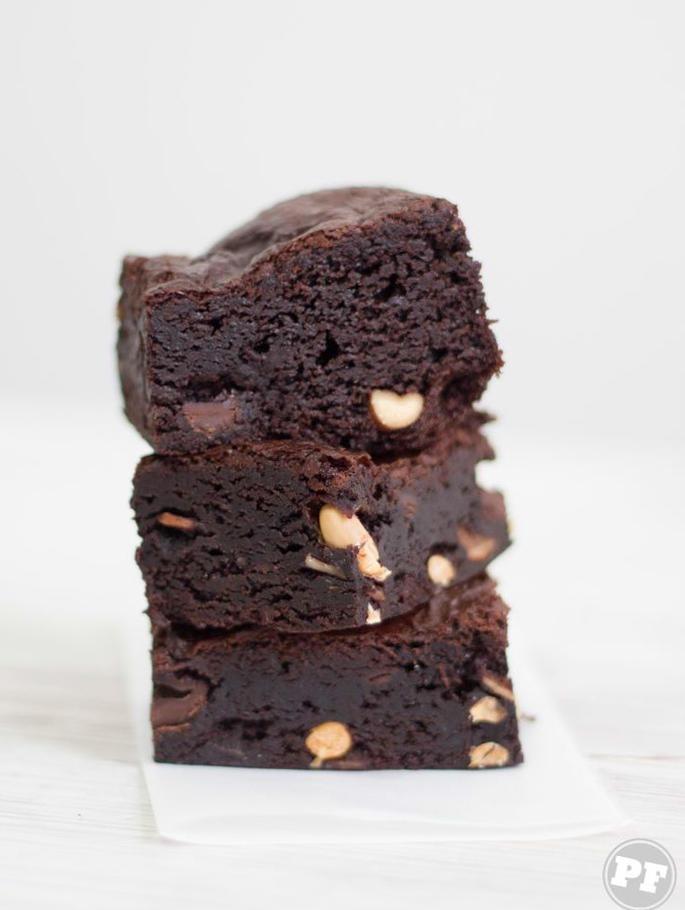 Brownie da Nigella Super Rápido