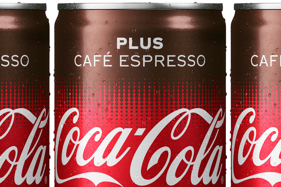 Novo Sabor: Coca-Cola Plus Café Espresso