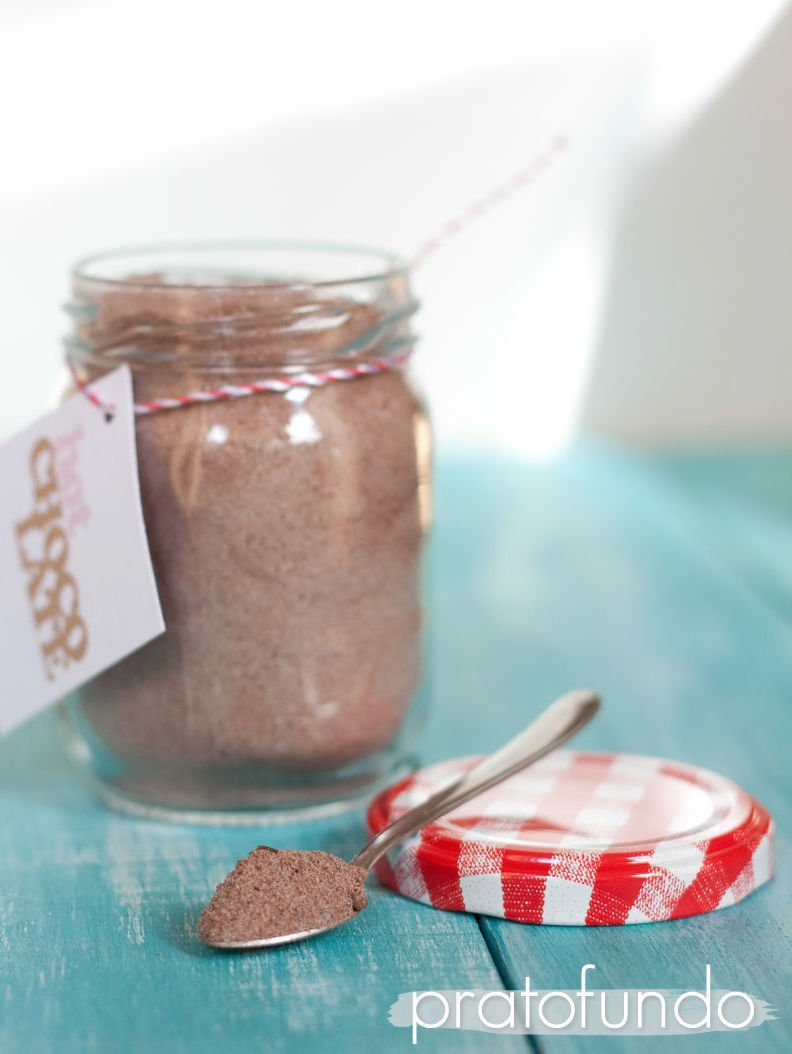 Como se faz: Mistura para Chocolate Quente