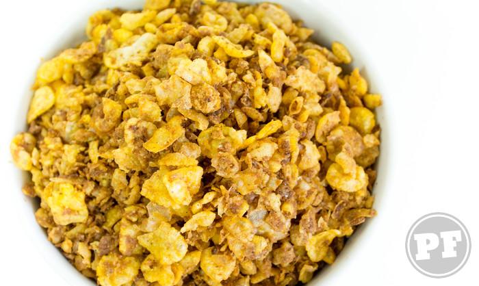 Crocante de Milho por PratoFundo.com