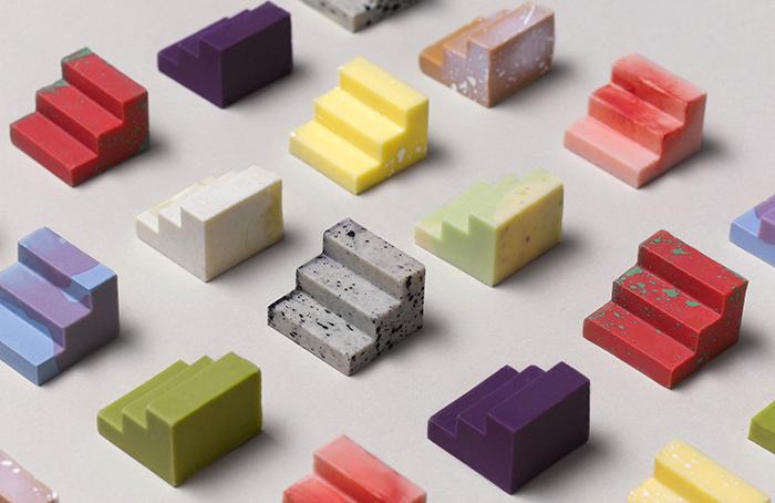 Complements: Chocolate Modulares para unir e compartilhar