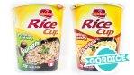 Gordice: Arroz Instantâneo (Rice Cup)