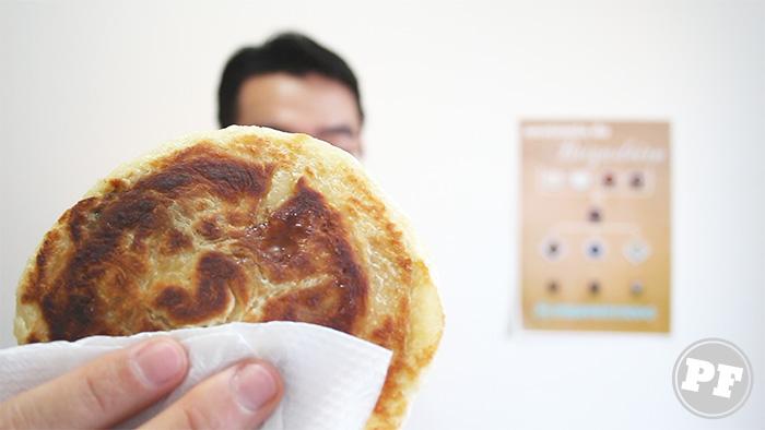 Hoddeok (Panqueca Doce Coreana)