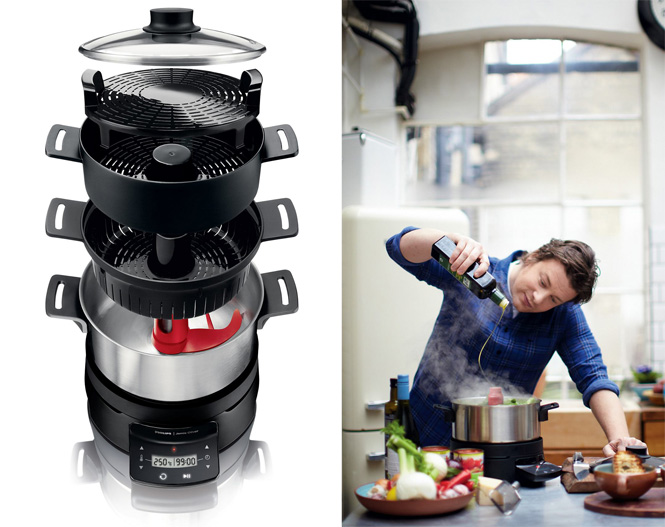 Philips HomeCooker do Jamie Oliver