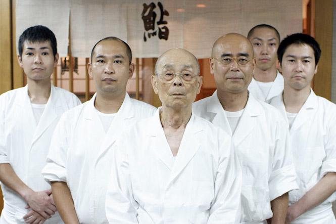 Sukiyabashi Jiro - Staff