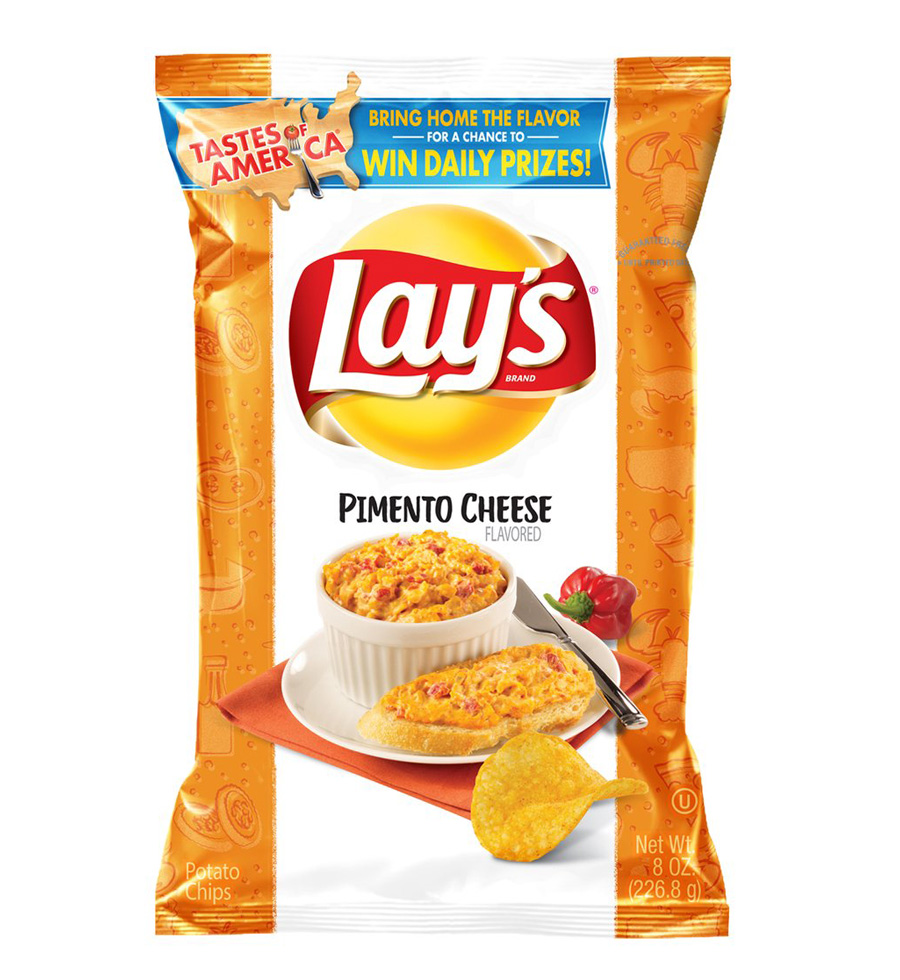 Lay's Pimento Cheese