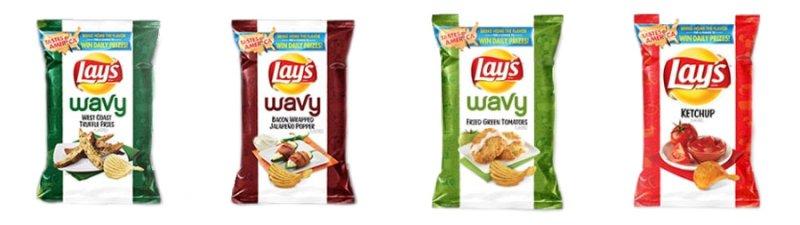 Lay's Taste of America: Wavys