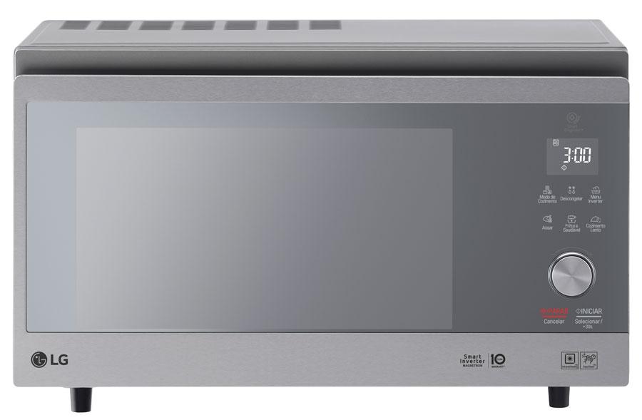 Micro-ondas Smart Inverter LG NeoChef