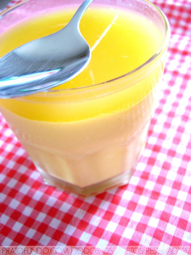 Receita: Mango Lassi com Maracujá