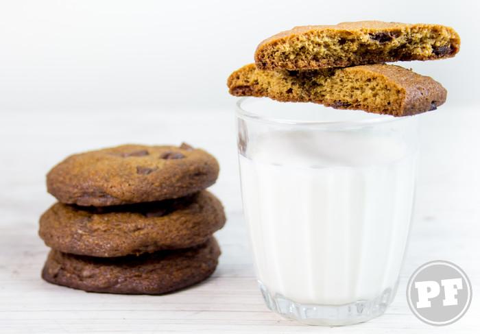 Melhor Cookie de Chocolate da Galáxia por PratoFundo.com