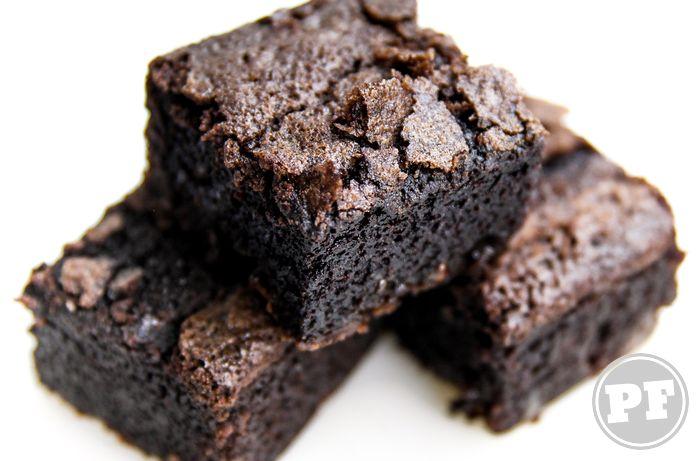 Mochi Brownie: Bolo de Chocolate com Farinha de Arroz Glutinoso