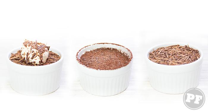 Receita: Mousse de Chocolate com Creme Irlandês - Trio