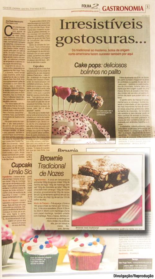 Na Mídia: PratoFundo na Folha de Londrina