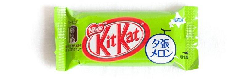 Nestlé KitKat Yubari Melon