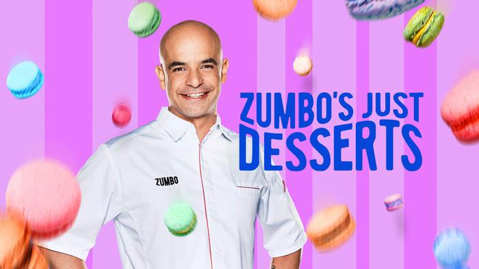 Netflix com PF: Zumbo's Just Desserts, Crítica por PratoFundo.com