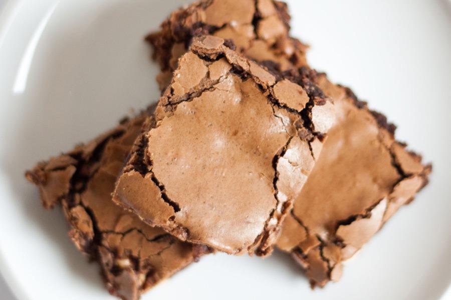 O Melhor Brownie do Mundo por PratoFundo.com